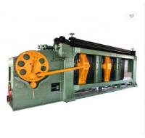 Buy cheap 80*100 Automatic Hexagonal Gabion Netting Wire Mesh Machine Length 4m from wholesalers