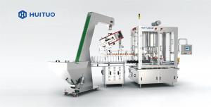Quality 8 Heads Pneumatic Bottle Capping Machine for sale