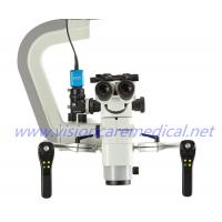 Buy FDA Marked Floor Stand Ophthalmic Surgical Operating Microscope Made in China at wholesale prices