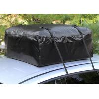 Buy Car Organizer Canvas Roof Rack Bag , Roof Top Cargo Bag For Car Without Roof Rack  at wholesale prices