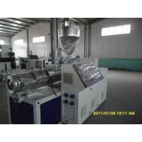 Quality PERT Floor Heating Pipe Plastic Pipe Extrusion Line 380V 75KW 50HZ for sale