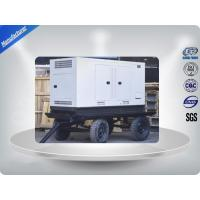 Quality 100-200Kva 108Kw Trailer Mounted Generator With Perkins Engine Deisel Generator water cool for sale