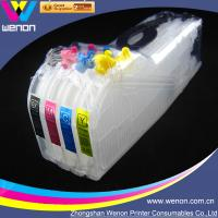 Quality refillable ink cartridge for Brother LC12 LC17 LC73 4 color printer ciss ink system for sale