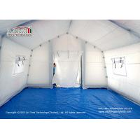 Quality Liri Inflatable Medical Quarantine Tents with Column Design in Stock for sale
