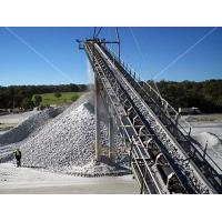 Quality Stone Material sand Belt Conveyor Systems  for Indrustry , 440 - 850 t/h for sale