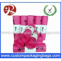 Quality Dog Poop Bags Corn Starch for sale