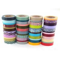 Buy Biodegradable Paper Washi Masking Tape Eco Friendly For Decoration at wholesale prices