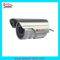 Quality 600TVL CCTV Waterproof IP66 Bullet CMOS Camera IR Distance 25m for sale