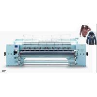 China Duvet Automatic Quilting Machine , 5.2kw Computerized Sewing And Quilting Machine on sale