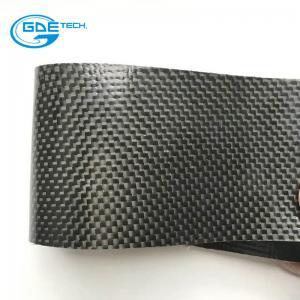 Quality carbon fiber pu leather for sale