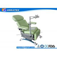 Quality Electric Dialysis Chair , Blood Collection Chair For  Surgical Operation , Operating Blood Draw Chair for sale
