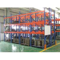 Quality adjustable steel Double Deep selective Pallet Rack with cold rolled steel for sale