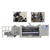 Quality IOS9001 Cardboard Box Making Machine With Cassette Roller Set Max Speed 150 M/Min for sale
