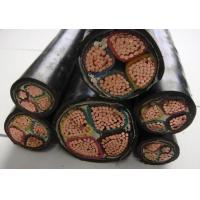 Buy cheap 0.6/1KV Copper core PVC insulated PVC sheathed power cable (YJV22) from wholesalers