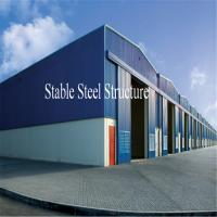 Quality Durable Steel Structure Metal Warehouse with SGS Certificate for sale