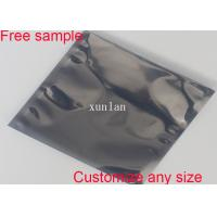Quality Three Layer Structure ESD Shielding Bag Anti Static Polythene With Printing Design for sale