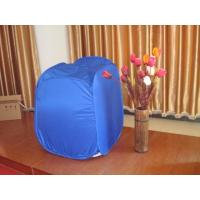 Quality 800w Portable Steam Sauna Bath, Home Portable Sauna For Weight Loss,Optional color for sale