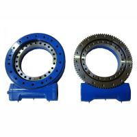Quality SE7 slewing drive, 7'' slewing drive, 7 inch slewing reducer manufacturer for sale