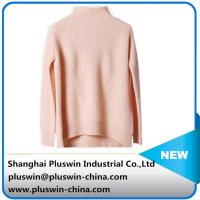 Quality hot sale OEM high quality female cashmere sweater for sale