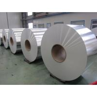 Quality Smooth Surface Rolled Aluminium Coil Sheet 0.2 - 3.0 Mm Thickness With Film for sale