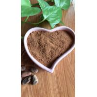 Food Cosmetic Brown Premium Cocoa Powder With Solvent Extraction , 4%-8% Fat Content