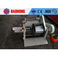 Quality Wire Cable Automatic Rewinding Machine High Speed Long Working Life for sale