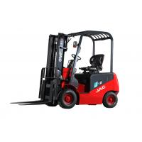 Quality Counterbalance Electric Forklift Truck 1.8 Ton Capacity With AC Power System for sale