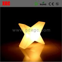 Buy cheap Plastic Made 4  Corners Shape Decorative Light from wholesalers