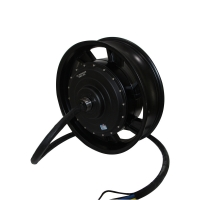 Quality 14000W E Scooter Wheel Hub 17 Inch Water Cooled BLDC Motor for sale