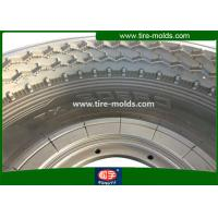 Customized Truck Tire Mold Tyre Mould EDM High Polish 1 Year Warranty