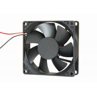 Buy cheap Computer Case 80mm DC Axial Fans 24V 12V Ball Bearing With Speed Contral Signal from wholesalers