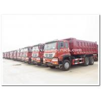 Buy golden prince / SWZ10 dumper truck 290hp for clayey samd in wet site at wholesale prices