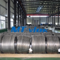 Quality Cold Drawn ASTM A213 316/316L SS Coiled Stainless Steel Tubing for sale