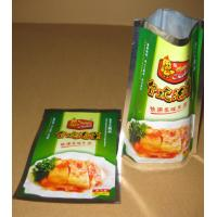 Buy Compound Aluminium Foil Bag Stand Up Pouches For Pickles / Instant Food at wholesale prices