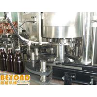 Quality Beer Filling Machine for filling and sealing various kind of glass bottle for sale