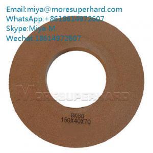 Quality BK polishing wheels for glass pilishing miya@moresuperhard.com for sale