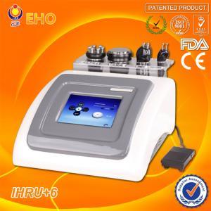 Quality 4 in 1 Portable Multipolar RF ultrasonic liposuction cavitation machine for sale