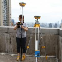 Quality Topography Surveying GNSS RTK GPS Surveying System for sale
