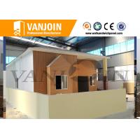 Quality Anti - earthquake Modern Prefab Houses Fast Construction Modular Steel Structure Villa Houses for sale