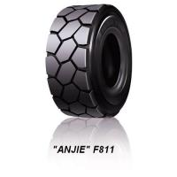 Quality Anjie forklift tyre, solid tyre, skid steer tyre, industrial tyre, anjie tire, forklift tire for sale