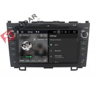 Quality 8 Inch HD Screen Android Touch Screen Car Radio , HONDA CRV DVD Player Head Unit for sale
