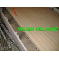 Quality 900mm width WPC Door Board Production Line ,  Rot prevention / Non-deformation for sale