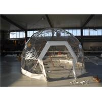 Igloo Geodesic Dome Tent Outdoor Metal Frame Anti - Mildew For Camping