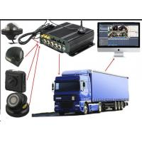 China AHD All - In - One Mobile Car  DVR SD Card Video Recorder With Linux Operation System , 10V-36V on sale
