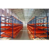 Quality Warehouse System Carton Flow Rack  Metal Live Picking Storage For Manual Gravity for sale