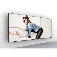 Buy 55 inch 3.5 mm 700nits LG LCD video wall ultra thin bezel screen for fashion store advertising DDW-LW5506 at wholesale prices