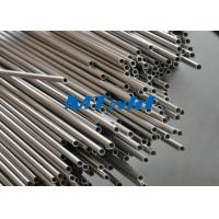 Quality TP316L Stainless Steel Round Tube for sale