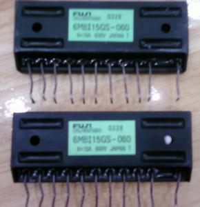 Quality Fuji Module Spare part module 6MBI15GS-060 for sale