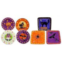 Quality Halloween Decorative Plates for sale
