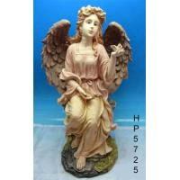 China Polyresin Angel statue on sale